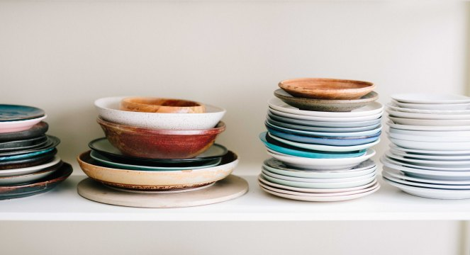 plate stacks